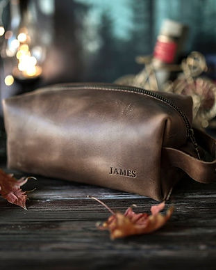 Personalized Groomsmen Bag