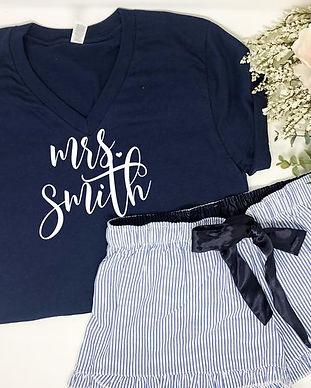 Bridal Pajamas