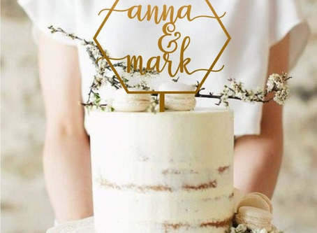 Wedding Cake Toppers You'll Love