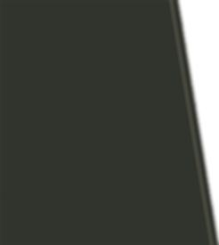 Olive green angled graphic