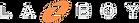 La-Z-Boy logo on a red background
