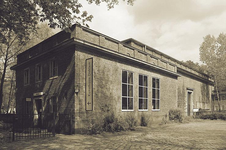 Kunsthaus Dahlem_Eingang_Gerald Greh_sep