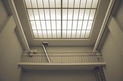 Kunsthaus Dahlem_deckenbeleuchtung_sepia