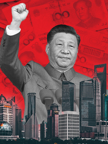 China's exponential rise in eradicating poverty