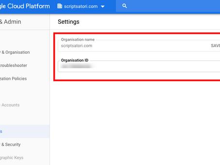 Jak centrálně spravovat Google Cloud Projekty v rámci Google Workspace