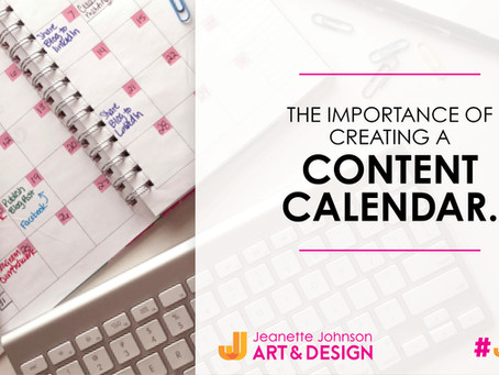 The Importance Of Creating A Content Calendar