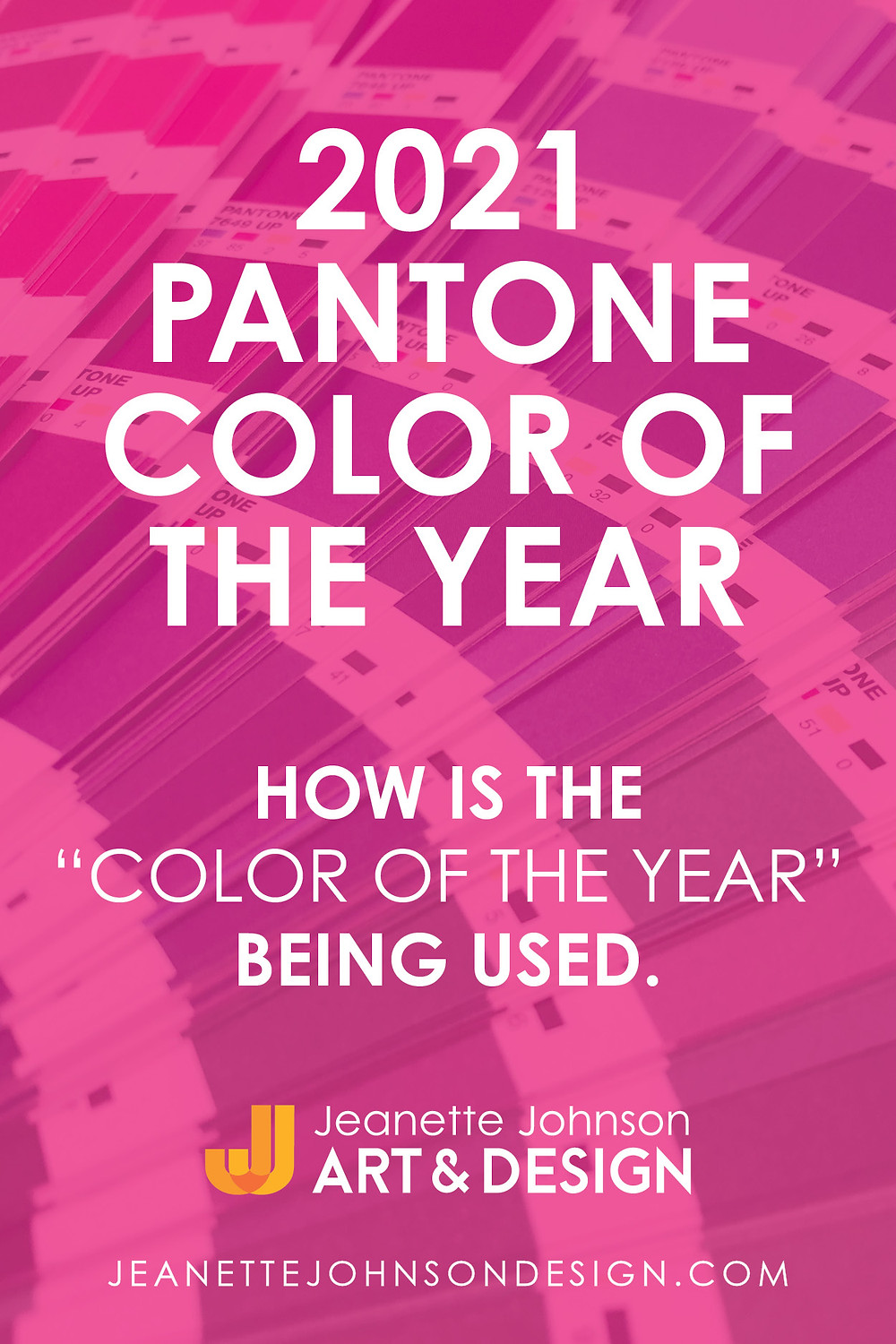 Pin Image for 2021 Pantone color of the year
