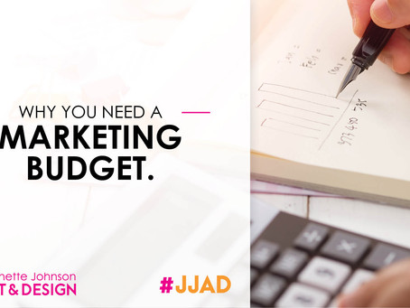 Why You Need a Marketing Budget