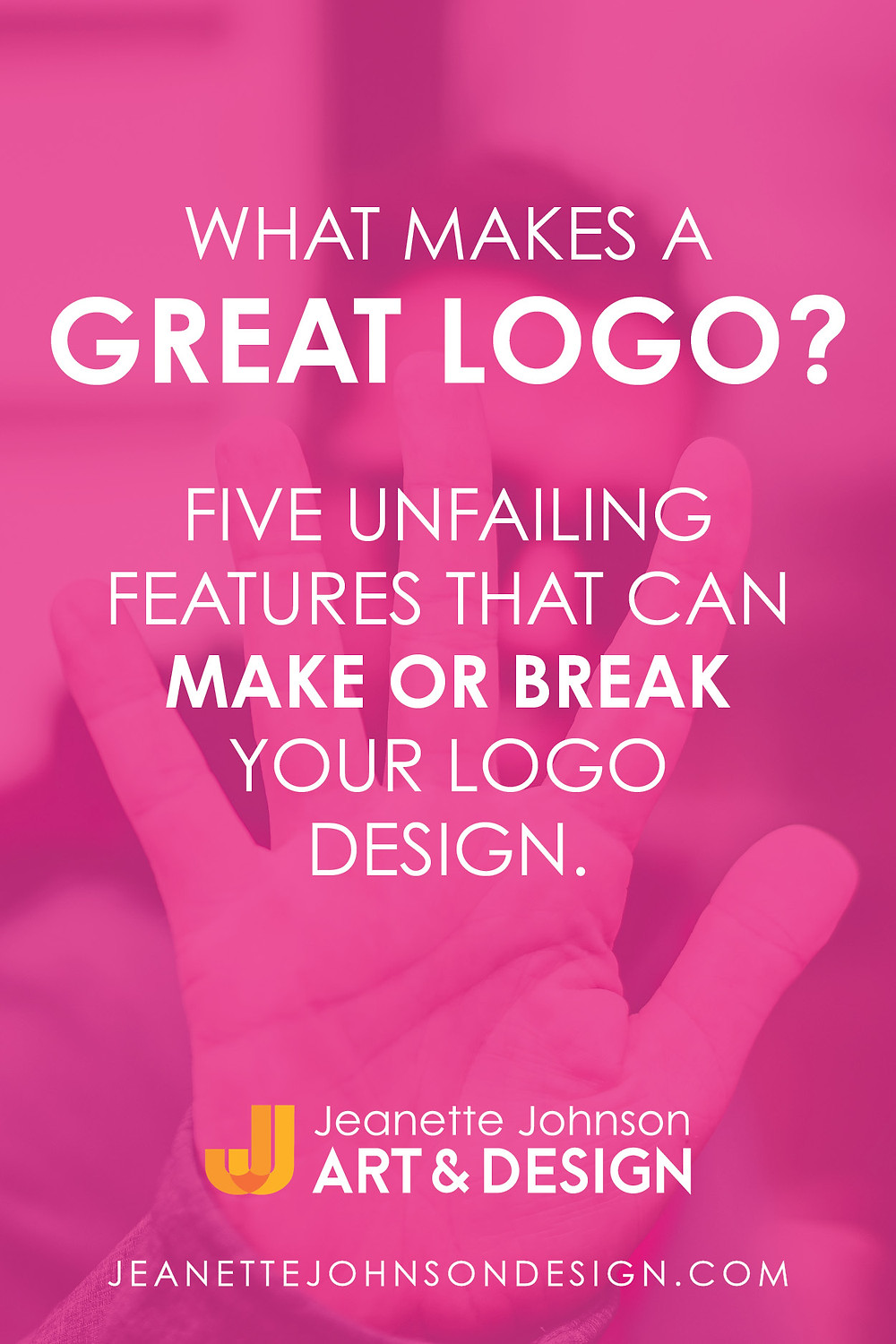 Pin image for What Makes a Great Logo article.