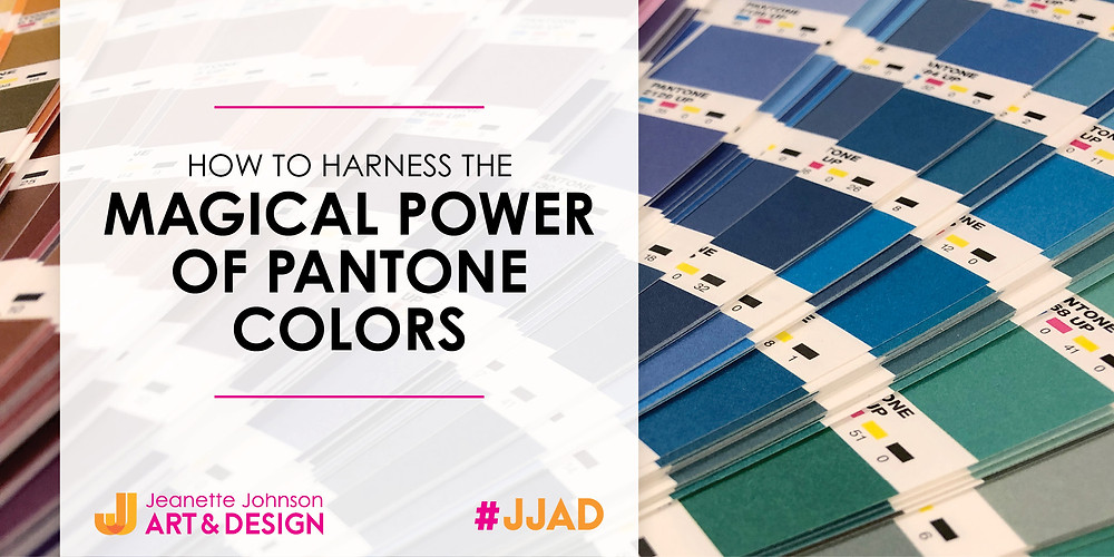 How to use Pantone Swatches in your brand. Book of Pantone color swatches.