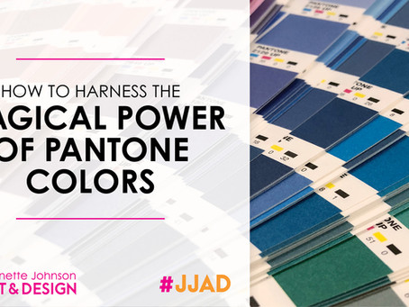 How to Harness The Magical Power of Pantone Colors.