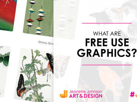 Free Use Graphics and How To Use Them