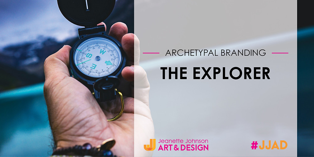 The Explorer Archetype in branding strategy.