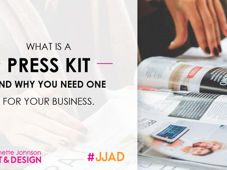 What Is A Press Kit and Why You Need One For Your Business