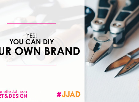 YES! You Can DIY Your Own Brand.