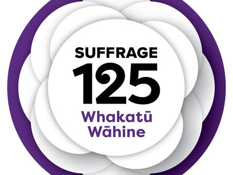 Suffrage 125