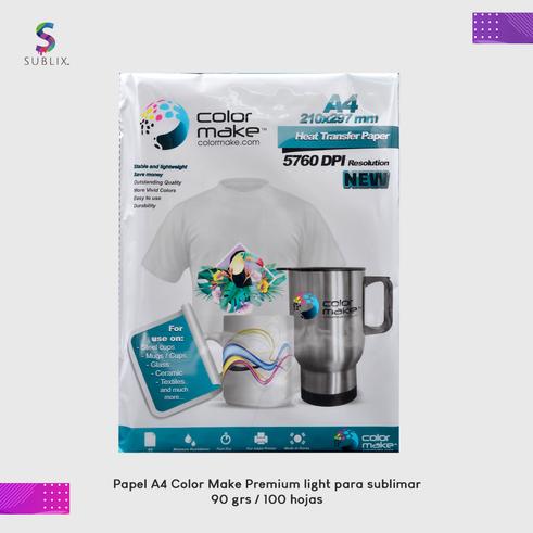 Premium A4 Light Color Make