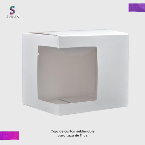 caja de carton para 11 oz.