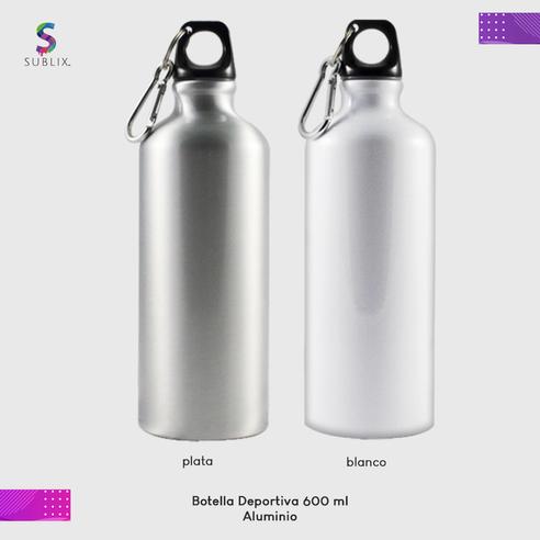 Botella deportiva 600 ml