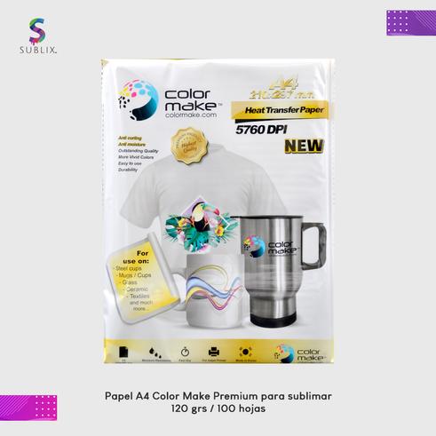 Premium A4 Color Make