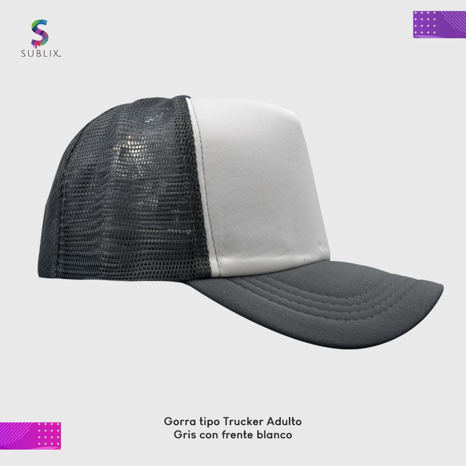 gorra adulto gris