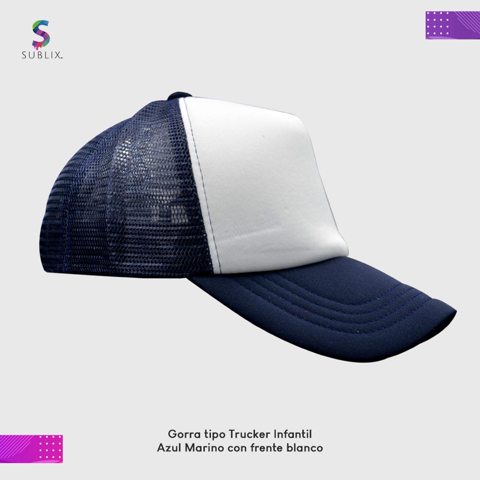 gorra infantil azul marino