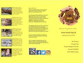 Fundraising, awareness leaflet.png