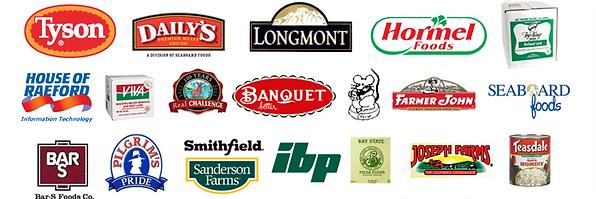 marcas y distribuciones de alimentos la canasta
