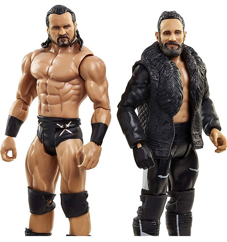 WWE SHOWDOWN MCINTYRE V ROLLINS #4