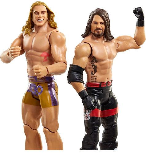 WWE SHOWDOWN RIDDLE V AJ #4