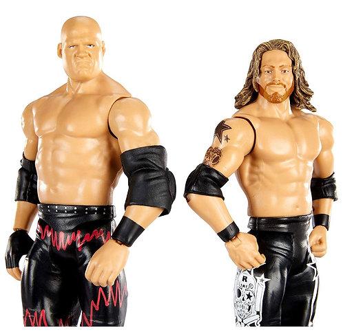 WWE SHOWDOWN KANE v EDGE #3