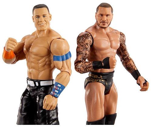 WWE SHOWDOWN ORTON v CENA #2