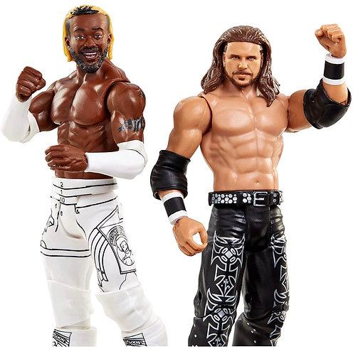 WWE SHOWDOWN MORRISON V KINGSTON #4