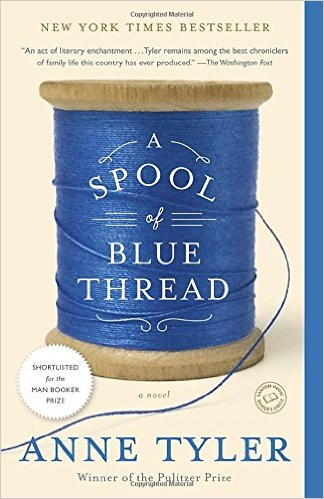 Book Review - A Spool of Blue Thread