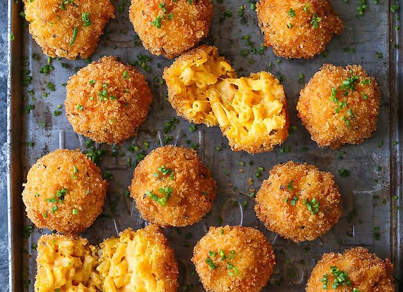 Frozen 6 pack Mac n Cheese balls