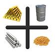 Materias Primas: Metales Básicos y Preciosos, Agro y Energía