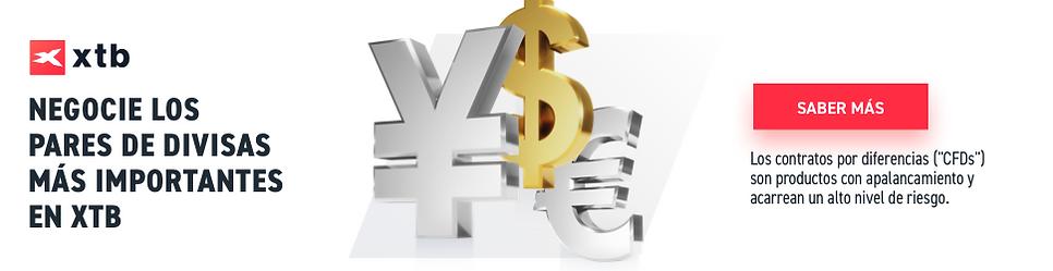 Invertir en activos financieros internacionales con XTB desde Ecuador