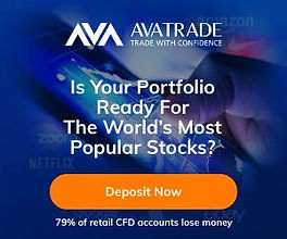 AvaTrade is one of the most popular trading platforms worldwide (And it's available in Uzbekistan)
