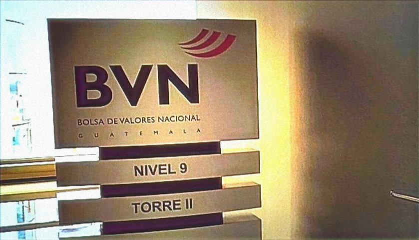 Ingreso a las oficinas de BVN, ubicada en el Centro Financiero, Torre 2 Nivel 9 en Guatemala