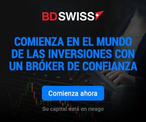 Trading de Acciones de USA con BDSwiss