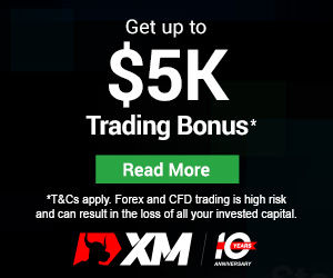 Trading in global stock exchanges with XM