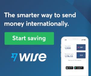 Wise es una opción recomendada para retirar dinero desde tus cuentas digitales