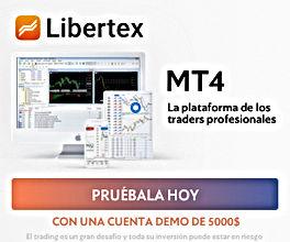 Trading FX en Guinea Ecuatorial con MT4 a través de Libertex
