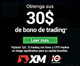 XM es uno de los mayores brokers internacionales para Trading en Bolsas de Valores.