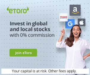 GameStop Shares are trending, buy them with 0% commission at eToro
