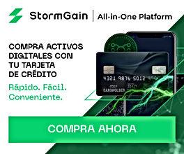 StormGain es una Cripto Plataforma Todo en Uno Con Costes Bajos