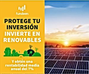 Fundeen es una plataforma española para invertir en proyectos de energía renovable.