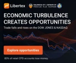 Libertex offers leveraged CFDs on Shares, Forex, Cryptocurrencies, Indices, ETFs and Commodities.