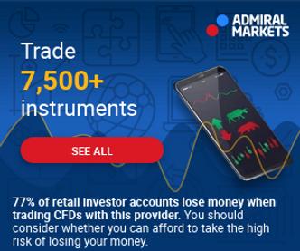 Invertir en mercados financieros internacionales con Admirals