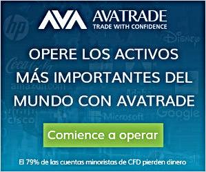 AvaTrade: Puesto de Bolsa Internacional
